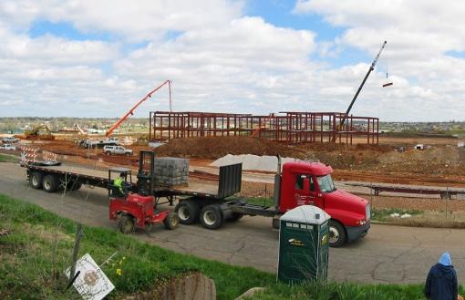 Joplin, Missouri tornado disaster rebuilding continues after two years of the devastating tornado