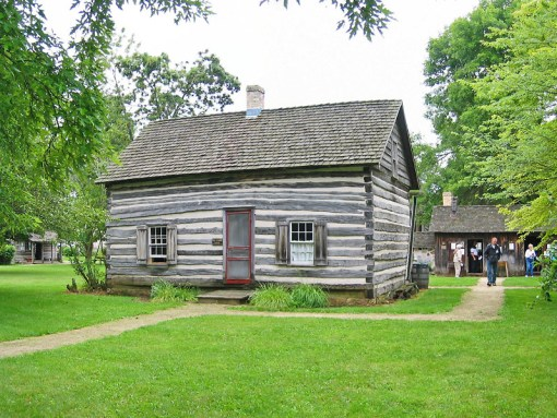 The Ozaukee County Pioneer Village is a collection of over 24 buildings dating from the 1840's to the early 1900's