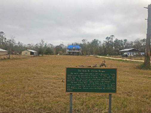 Another rural subdivision after cleanup